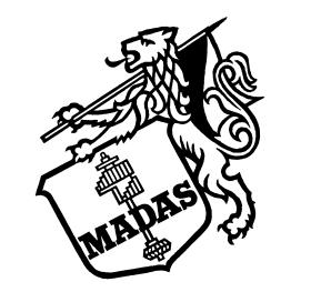 Calculating machines MADAS Retina Logo